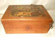 Bauli, scatole e cofanetti d'antiquariato 1900-1950, da Altri Paesi Europei