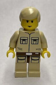 LEGO Luke Skywalker Cloud City Minifigure Star Wars 10123 (sw0103)