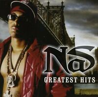 Nas - Greatest Hits  2009 (NEW CD)