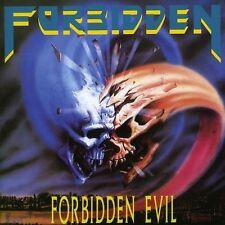FORBIDDEN FORBIDDEN EVIL BRAND NEW SEALED CD