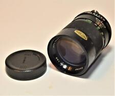 Vivitar Auto Telephoto Lente 135mm 1:2.8 para Nikon F Montaje