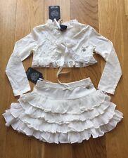 S&D Le Chic Outfit Age 6/116cm BNWT