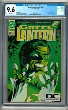 """Green Lantern #v3 #49 (1994) CGC 9.6  White Pages """"DC Universe"""" Variant"""