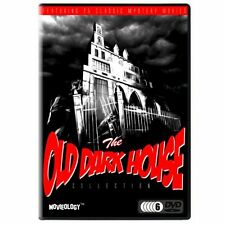 OLD DARK HOUSE COLLECTION (6 DVD) Boris Karloff The Ghoul 1933