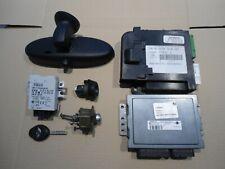 BMW MINI COOPER R50 FACELIFT ECU KIT, LOCKS & BCM W10 ENGINE 2004-2006 CHRONO