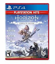Horizon Zero Dawn Complete Edition PS4 Brand New Factory Sealed PlayStation 4