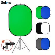 2in1 Backdrop Cloth Image Matting Chromakey Screen Studio Background Photography