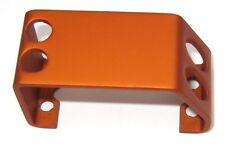 Traxxas T-Maxx and E-Maxx Orange Anodized Steering Servo Cover