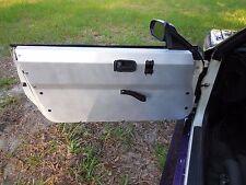LRB Speed Aluminum Door Panels - Fits: S14 95-98 240SX Silvia Kouki Zenki
