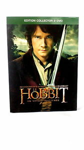 DVD Occasion Collector The Hobbit Un Voyage Unexpected Audio Fr / UK