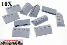 4 x LEGO® 3039 Dachsteine 2x2 bordeaux rot neu.