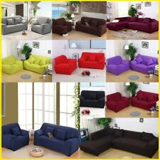 Couch High Stretch Sofa  SlipCovers Protector Slip Recliner Lounge 1-4Seats Soft