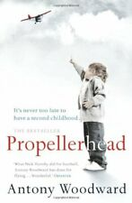 Propellerhead, Woodward, Antony, Used; Good Book