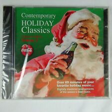Speedway Coca Cola CD Contemporary Holiday Classics Volume 2 new sealed