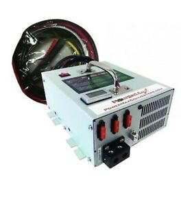 New PowerMax PMBC-100 ~ 100 Amp 12 Volt Battery Charger Power Supply PMBC-100ADJ