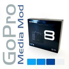 GoPro HERO8 Media Mod - VLOGGING MICROPHONE | HDMI / USB-C | 2 x Mounts