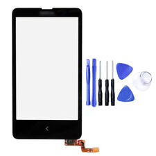 For Nokia X Dual SIM RM-980 RM980 Front Touch Screen Digitizer Glass Lens Panel