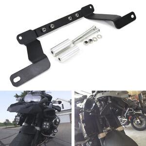 robots master para BMW R1200GS R1250GS ADV LC R 1200 1250 R1200 GS 2013-2019 para Benelli TRK 502 Motorcycle Manillar Manillar Barra de manipulaci/ón de Aluminio 22 mm Color : Titanium
