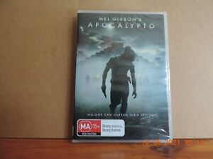 Apocalypto dvd region 4 brand new and sealed
