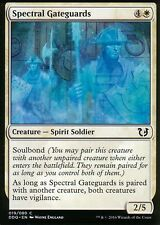 4x Spectral Gateguards | NM/M | Blessed vs. Cursed | Magic MTG