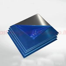 1pcs X 7075 Aluminum Al Alloy Shiny Polished Plate Sheet 100mm * 100mm Thick:4mm