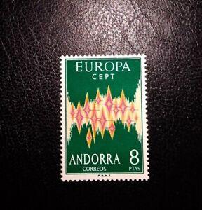 Andorra 1972 Edifil 72 ** MNH