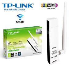 ADATTATORE WIFI WIRELESS 150Mbps USB con ANTENNA CHIAVETTA TP-LINK TL-WN722N