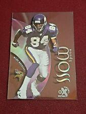 1999 E-X Century Football Card #50 Randy Moss *VIKINGS*