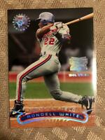 1996 Stadium Club Extreme Players Silver Insert Rondell White Montreal Expos