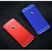Luxury cover case Film Wrap Decal  Skin Full Body Sticker For iPhone 5 6 6s Plus