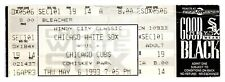 1993 Chicago White Sox Chicago Cubs 5/6 Ticket Windy City Classic *ST4C