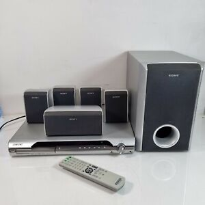 SONY DAV-DZ111 DVD Home Theatre System S-Master with speakers + stands + remote