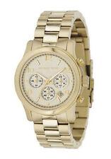 Runde Armbanduhren im Luxus-Stil mit 24-Stunden-Zifferblatt für Damen