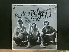 BOPCATS  Rock 'N Roll Graffiti   LP  Rockabilly  1989  Great !