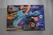 Star Trek The Next Generation Large Klingon Attack Cruiser. Sealed Box. Unopened