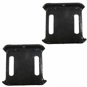 1740912BMYP Set of Two New Skid Shoes Fits Simplicity Snowthrowers//Snowblowers