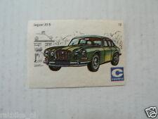 C12 CENTRA LUCIFERS,MATCHBOX LABELS OLDTIMER CAR JAGUAR XJ 6