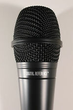Digital Reference DRV200 Super-Cardioid Dynamic Vocal Microphone and 20' Cable d