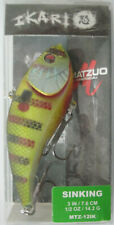 """MATZUO  IKARI (Anger) Shad - 1/2 oz. - 3"""" - Bream"""