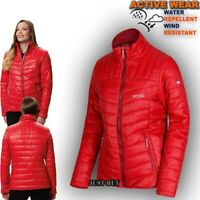 Womens Lightweight Padded Jacket Hiking Gym Running Sport Insulated Iceboun