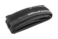 Michelin Lithion 2 Road Bike Tyre Folding 700 x 23 Dark Grey