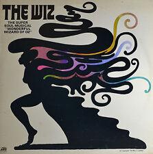 """THE WIZ - GEORGE FAISON 12""""  LP  (Q11)"""