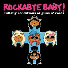 Rockabye Baby! - Lullaby Renditions of Guns N Roses [New CD] Jewel Case Packagin