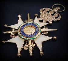 GÖDE Orden Militär Sammlung Sachsen ... Herzoglich Ernestinischer Hausorden 1689