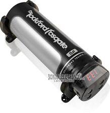 NEW! Rockford Fosgate RFC1D Hybrid 1.0 Farad Digital Stiffening Capacitor