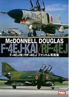 F-4EJ Kai/RF-4EJ Photograph Collection (Book) NEW from Japan