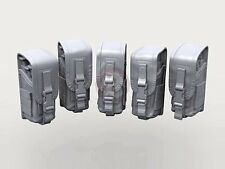 Legend 1/35 HSGI Universal Modular Magazine Pouch Set (10 pouches) LF3D004