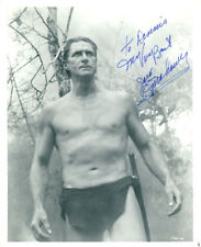 Jock Mahoney (Tarzan, Batman) (Vintage) signed photo COA