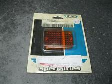 NOS Baron Amber Marker Light Lens DS-280153 23K