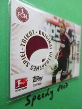 Topps Bundesliga Chrome Trikot Karte Pinola Jersey Card 159 Nürnberg  2013 14